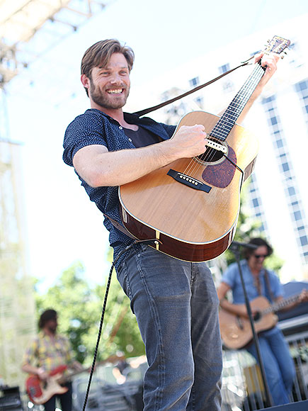 How Chris Carmack Turned His Role on Nashville into a Music Career - and His Happily Ever After