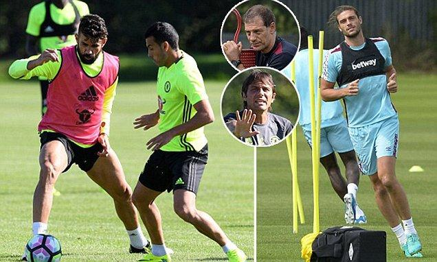How do Chelsea and West Ham shape up ahead of their season opener?