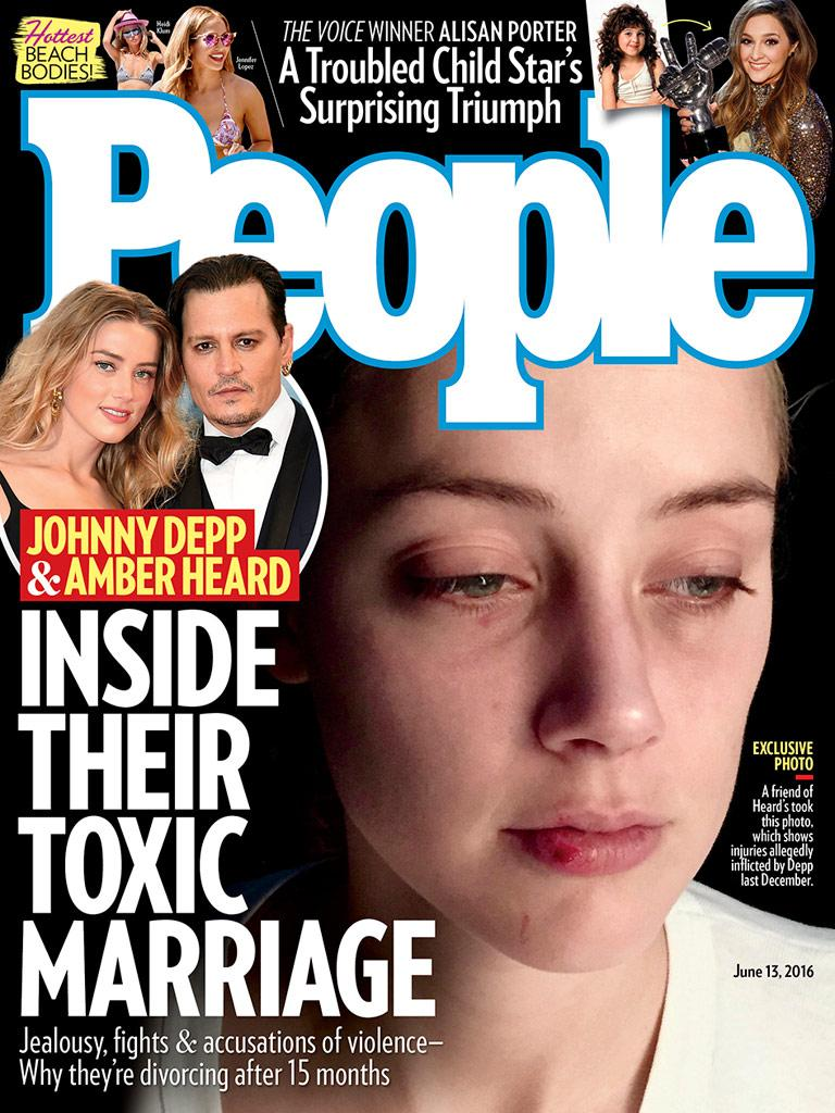 How Johnny Depp and Amber Heard's Marriage Turned into a Nightmare