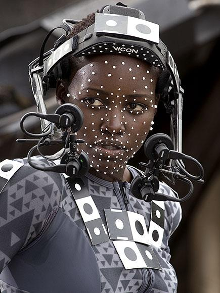 How Lupita Nyong'o Became Star Wars: The Force Awakens' Cool