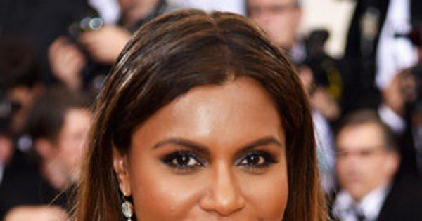 How Mindy Kaling Got Ready for the Met Gala—Get Her Hair Look!