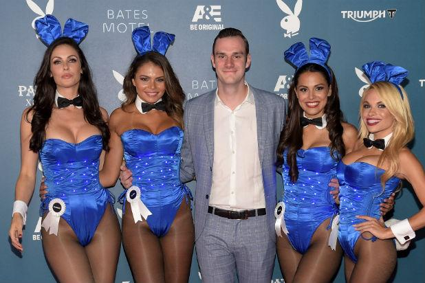 Hugh Hefner  's Son Booted From Board After Blasting CEO for N