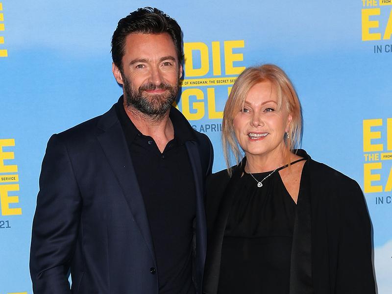 Hugh Jackman Says 'Happy Wife, Happy Life' Is His Most Impor