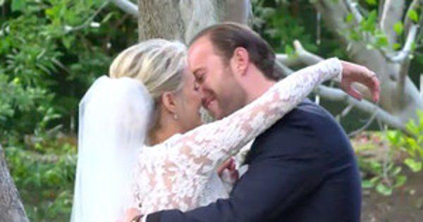 ''I Do!'' Morgan Stewart & Brendan Fitzpatrick Tie the Knot on #RichKids Season 4 Finale: Get the Wedding Details