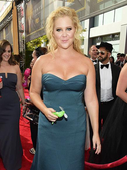 'I Have Plans Tonight': Amy Schumer's 'Best Friend' Apparent