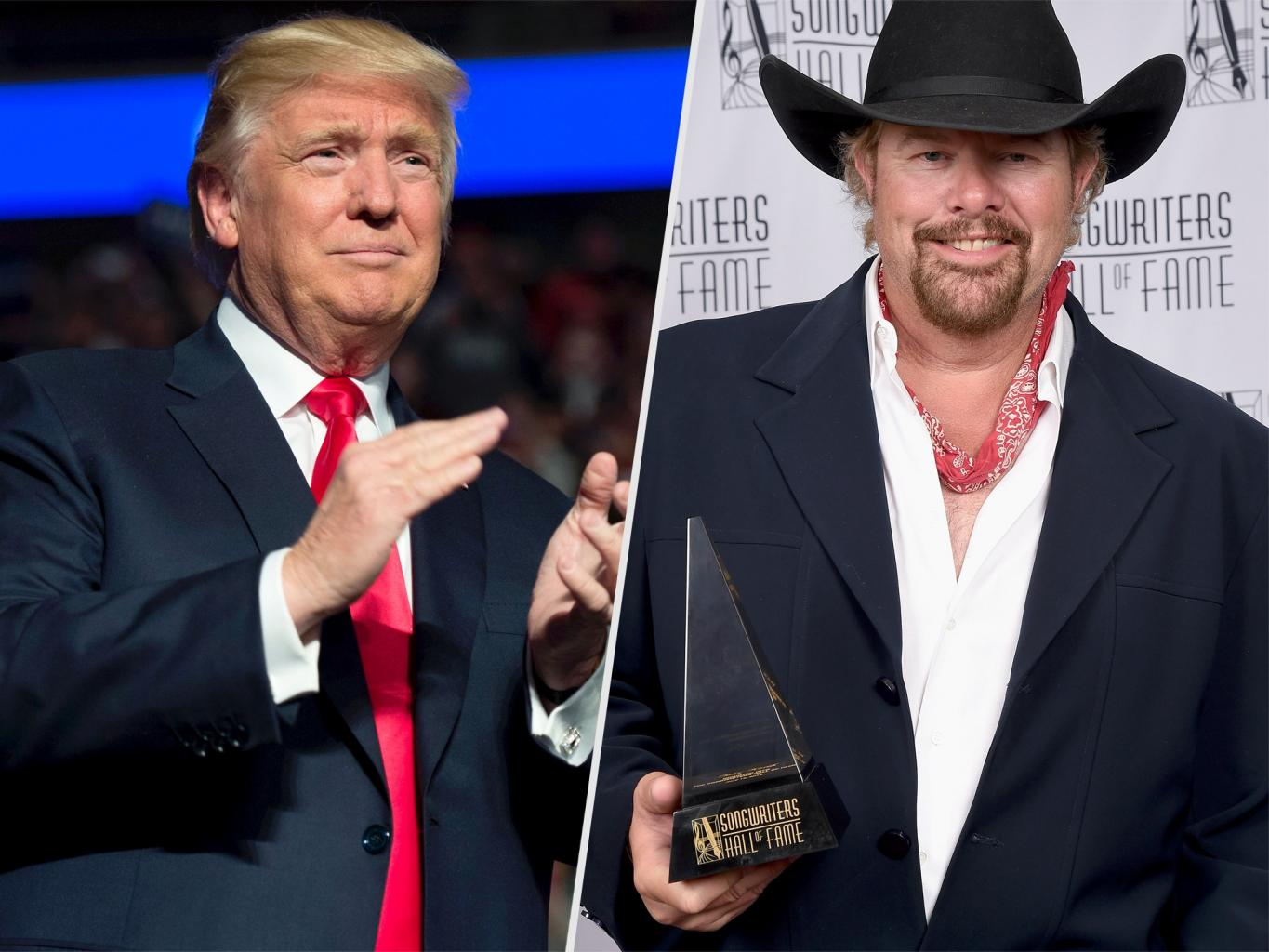 'I Won't Apologize': Toby Keith Defends His Decision to Perform at Donald Trump's Inauguration