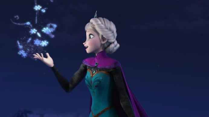 Idina Menzel Responds to Campaign to Give    Frozen   s '  Elsa a Girlfriend