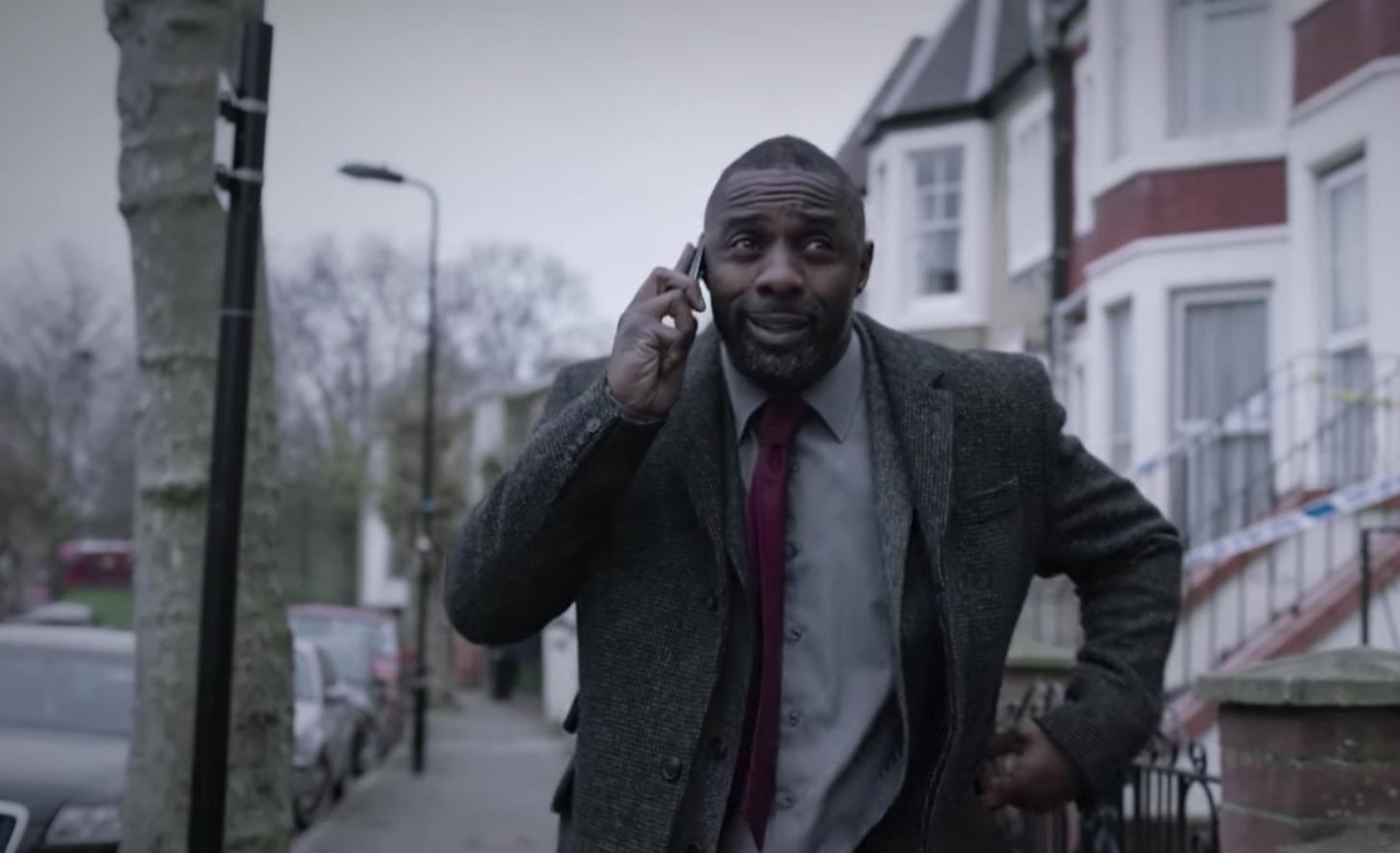 Idris Elba Parodies His 'Luther' Series In New Charity Comedy Skit