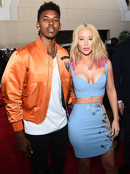 Iggy Azalea Says She Dumped Nick Young After She Caught Him Bringing Another Woman into Their Home