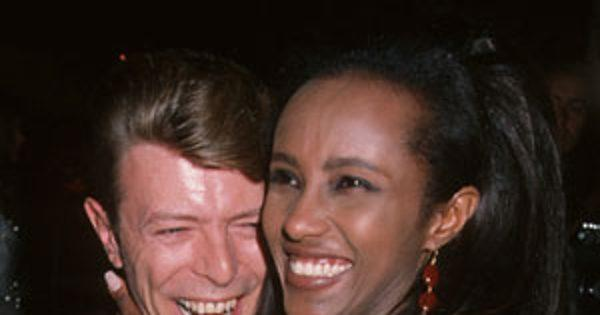 Iman Opens Up About 24-Year Marriage to David Bowie