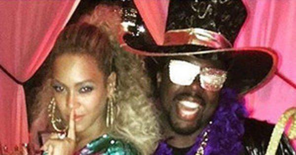 Inside Beyoncé's Soul Train-Themed 35th Birthday Party