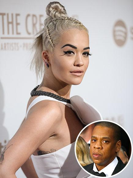 Is Rita Ora the 'Becky with the Good Hair?' Beyonc'  Fans Attack the British Singer on Social Media as Rachel Roy Steps Out After Lemonade Release