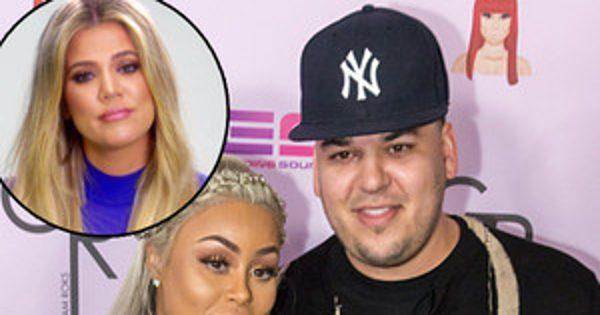 ''It's F--ked Up!'' Kim, Khloe & Kourtney Say ''It's Hurtful'' Rob Didn't Tell Them About Blac Chyna Engagement: See Their Reactions