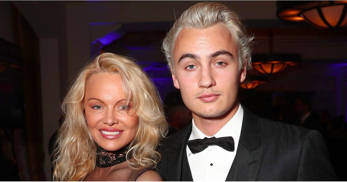 It's Important That We Address How Hot Pamela Anderson's Son Is