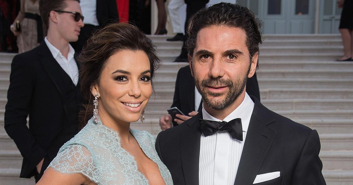 It's Official: Eva Longoria Is Married!