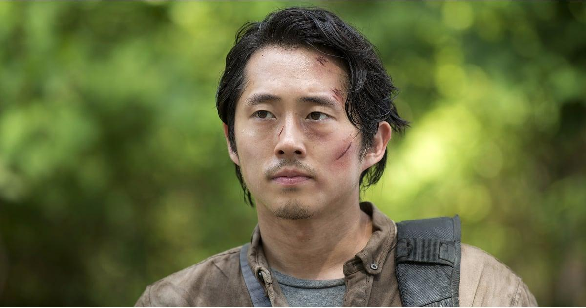 It's Official: Steven Yeun Is the Sexiest Man Walking