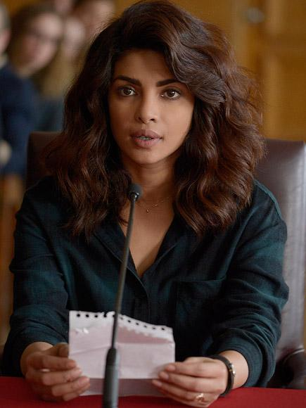It's the Moment of Truth for Priyanka Chopra as Twisty, Sexy