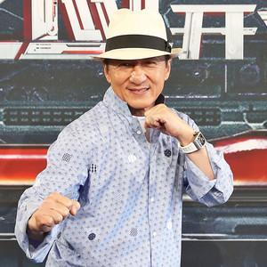 Jackie Chan Just Won An Oscar!