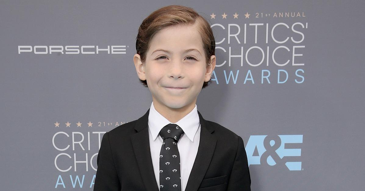 Jacob Tremblay Had the Cutest Night at the Critics' Choice A