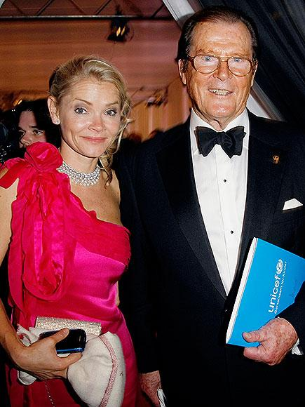 James Bond Star Roger Moore 'Heartbroken' After Daughter Dies of Cancer