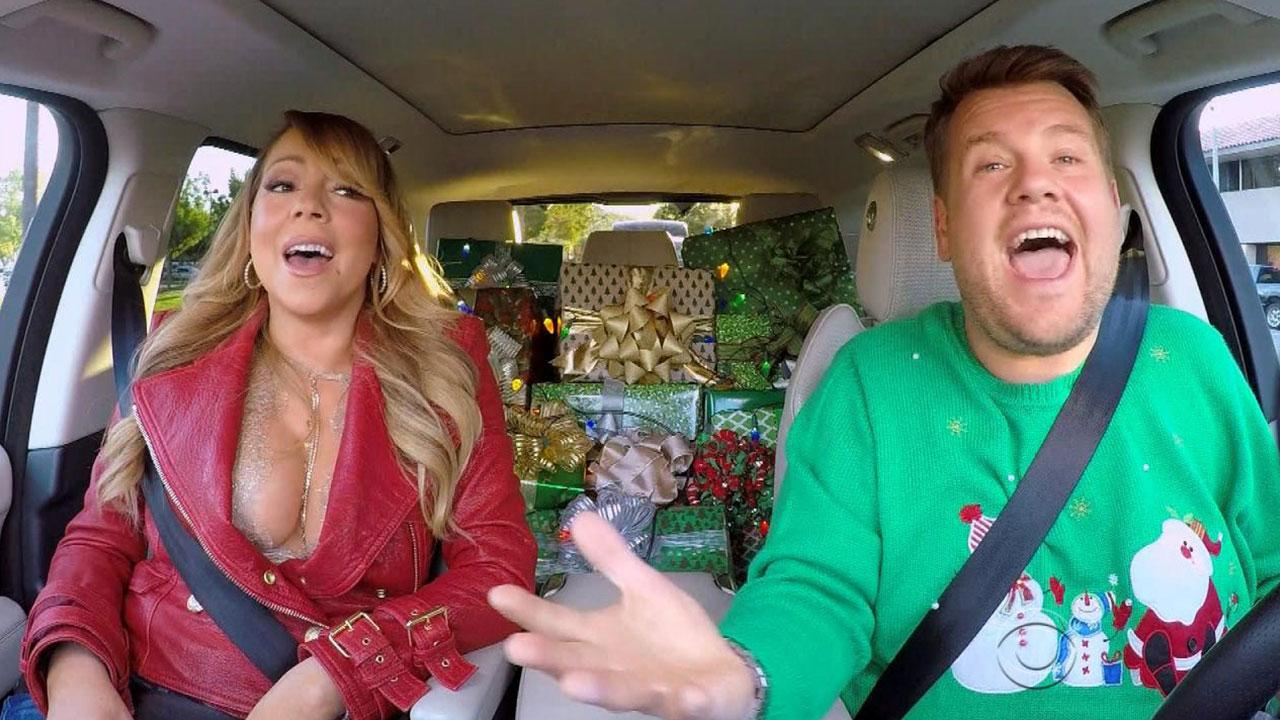 James Corden Recruits (Almost) All Of His 2016 'Carpool Karaoke' Guests for a Surprise Christmas Singalong