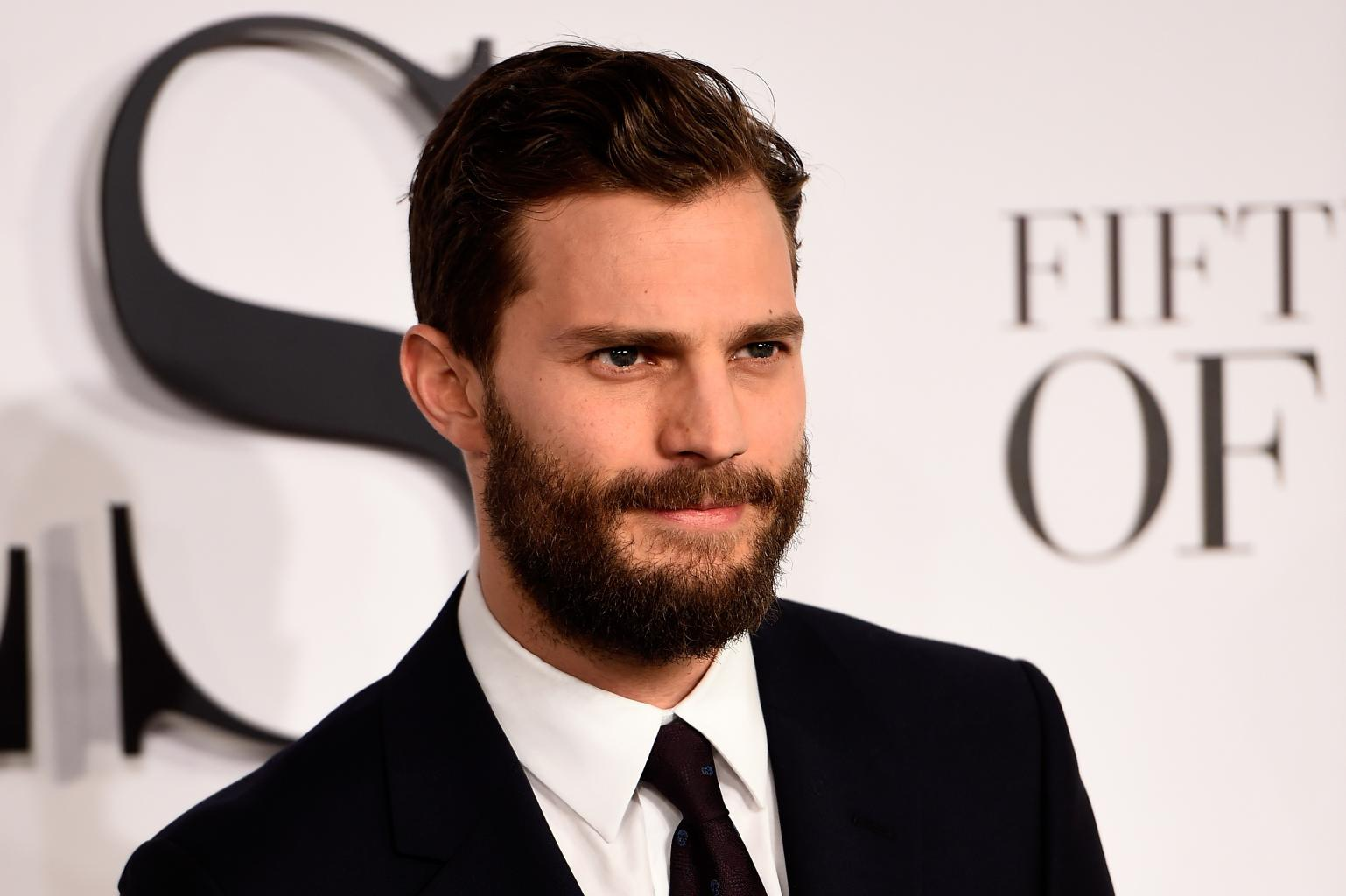 Jamie Dornan On Social Media, Letting His Wife On Set For    Fifty Shades Darker