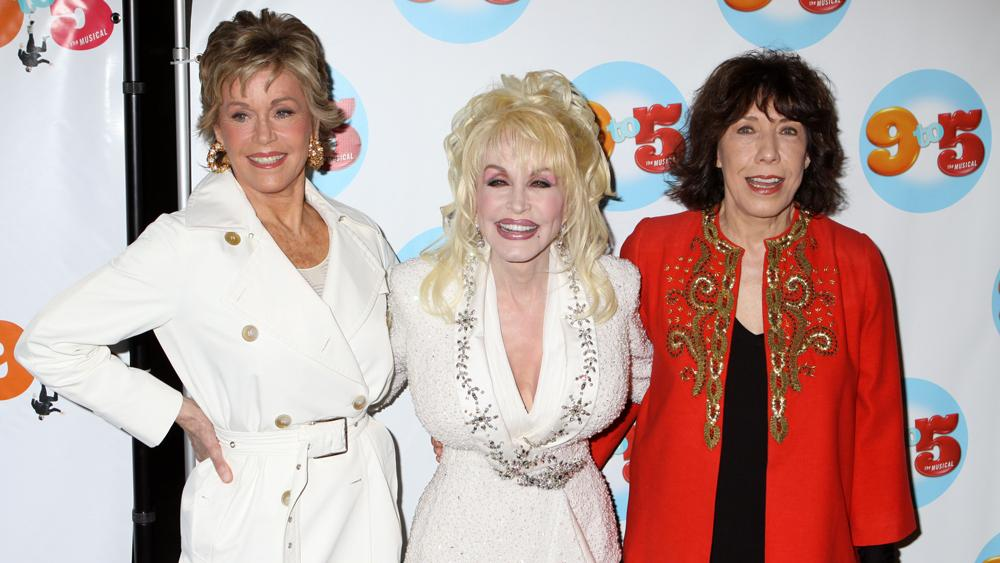 Jane Fonda, Dolly Parton to Present Lily Tomlin With SAG Life Achievement Award