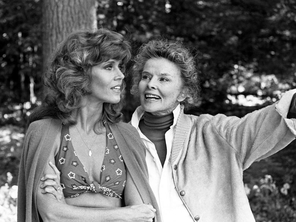 Jane Fonda Reveals Katharine Hepburn Once Told Her: 'You Nev