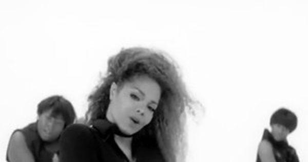 Janet Jackson Drops
