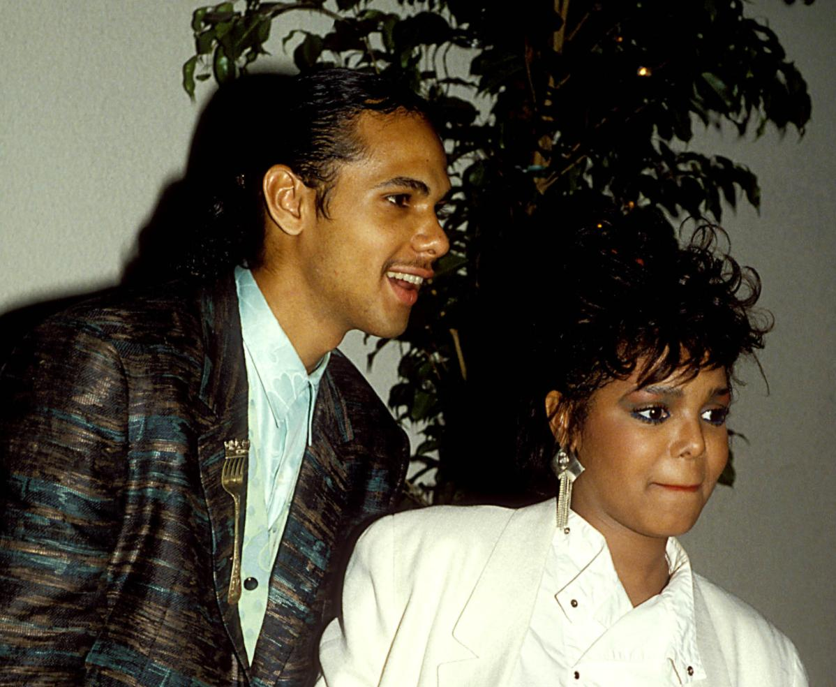 Janet Jackson's Ex-Husband James DeBarge Claims The Two Have A Secret Daughter Together