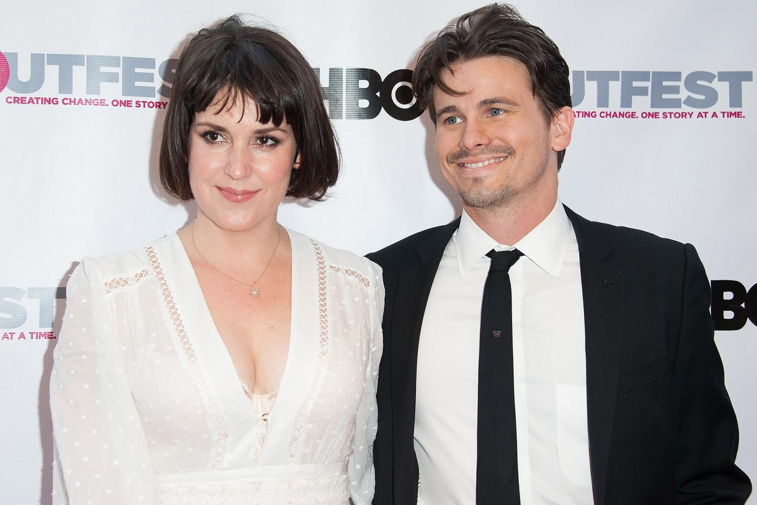 Jason Ritter and Melanie Lynskey Are Engaged!