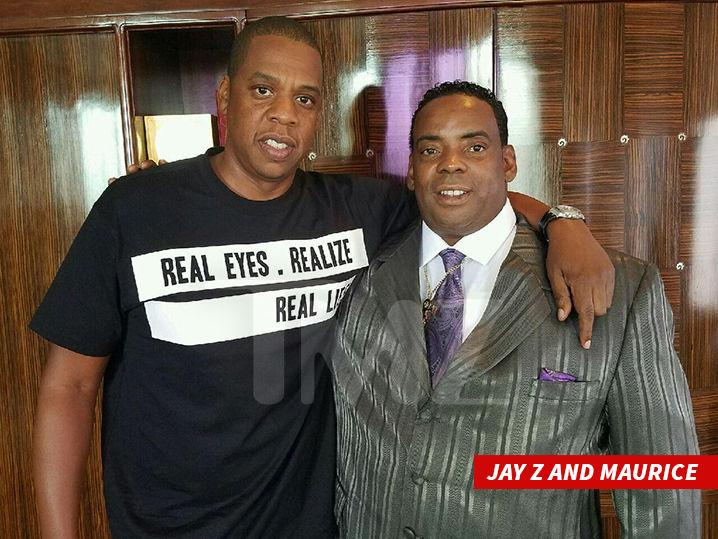 Jay Z -- Bid to Buy Prince's Unreleased Music (Photo)