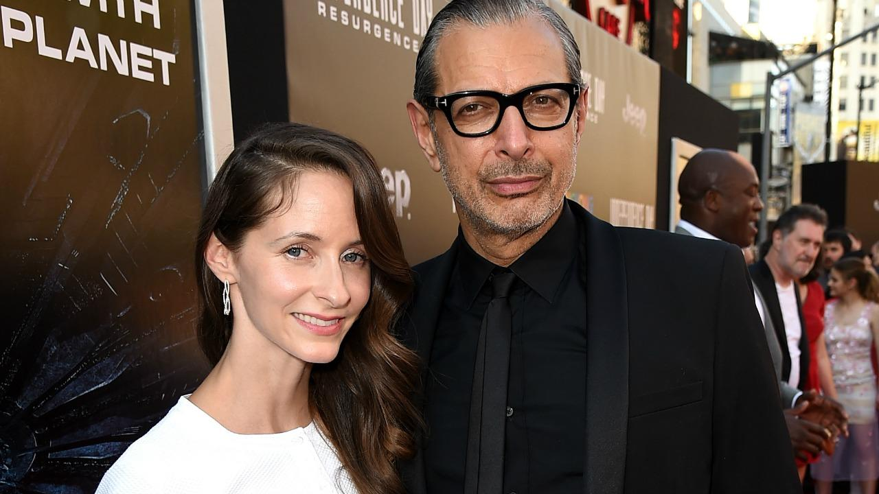 Jeff Goldblum and Wife Emilie Livingston Are Expecting Baby No. 2!