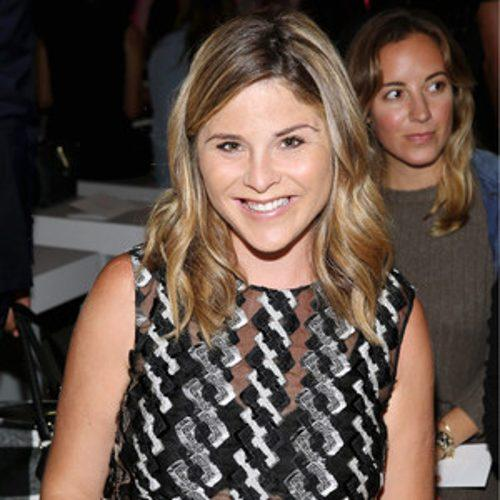 Jenna Bush Hager Refuses to Diet for Her New Year's Resoluti