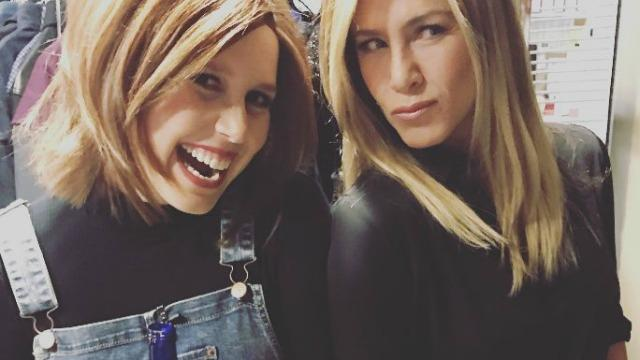 Jennifer Aniston Jokingly Disses Vanessa Bayer's Rachel Green Impression on 'Saturday Night Live'