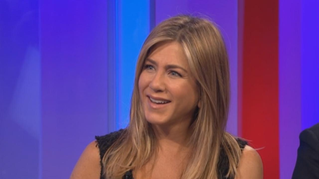 Jennifer Aniston Reveals She 'Can't Help' Watching 'Friends' Reruns, Says the Cast Didn't Like the Theme Song