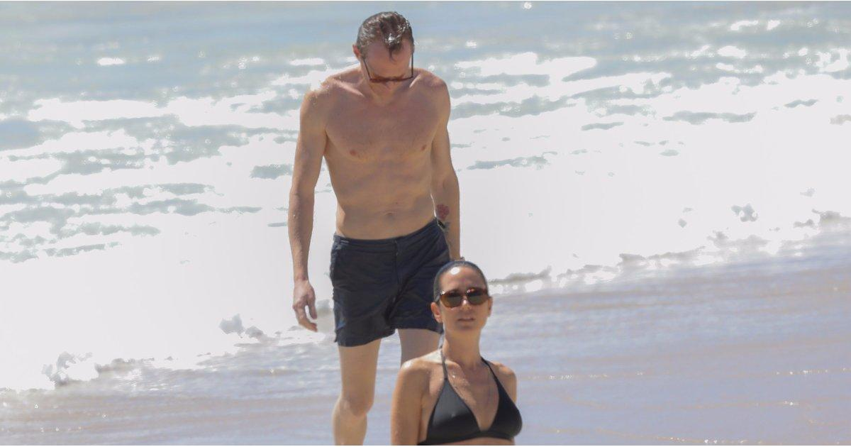 Jennifer Connelly and Paul Bettany Soak Up the Sun With Their Kids in St. Barts