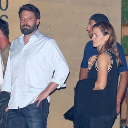 Jennifer Garner & Ben Affleck Living Together Isn't Easy