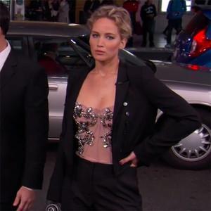 Jennifer Lawrence Finally Gets Her Revenge on Chris Pratt