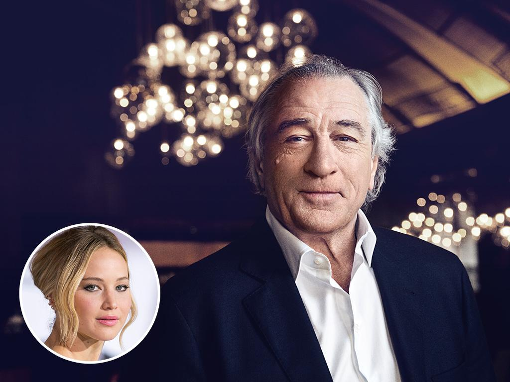 Jennifer Lawrence Gave Robert De Niro Acting Advice - and He