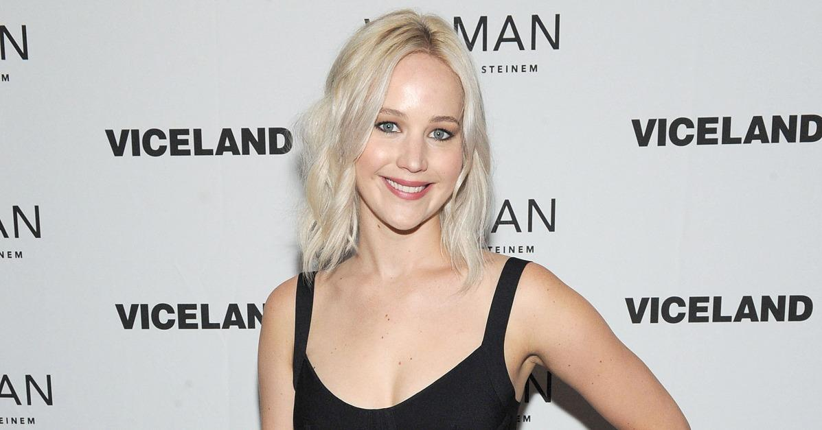 Jennifer Lawrence Hits the Red Carpet Looking Like an Absolute Dream