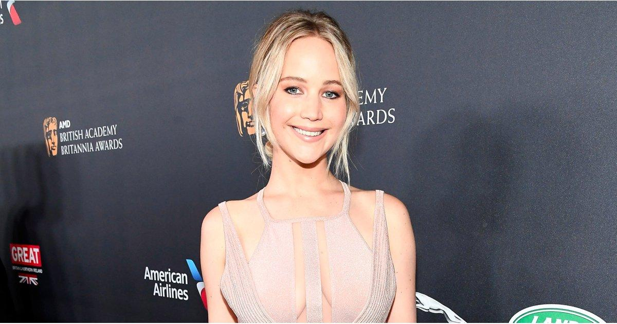Jennifer Lawrence Hits the Red Carpet Solo After Sparking New Romance Rumors