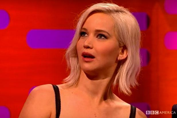 Jennifer Lawrence Says Harrison Ford, Jj Abrams Didn  't Know Who She Was (Video)