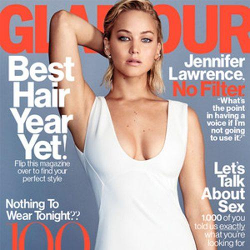 Jennifer Lawrence Talks Emma Stone and Stolen Nude Pics