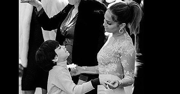 Jennifer Lopez Busts a Move With Her Adorable Twins, Max and