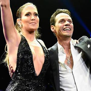 Jennifer Lopez Talks Ex Marc Anthony: