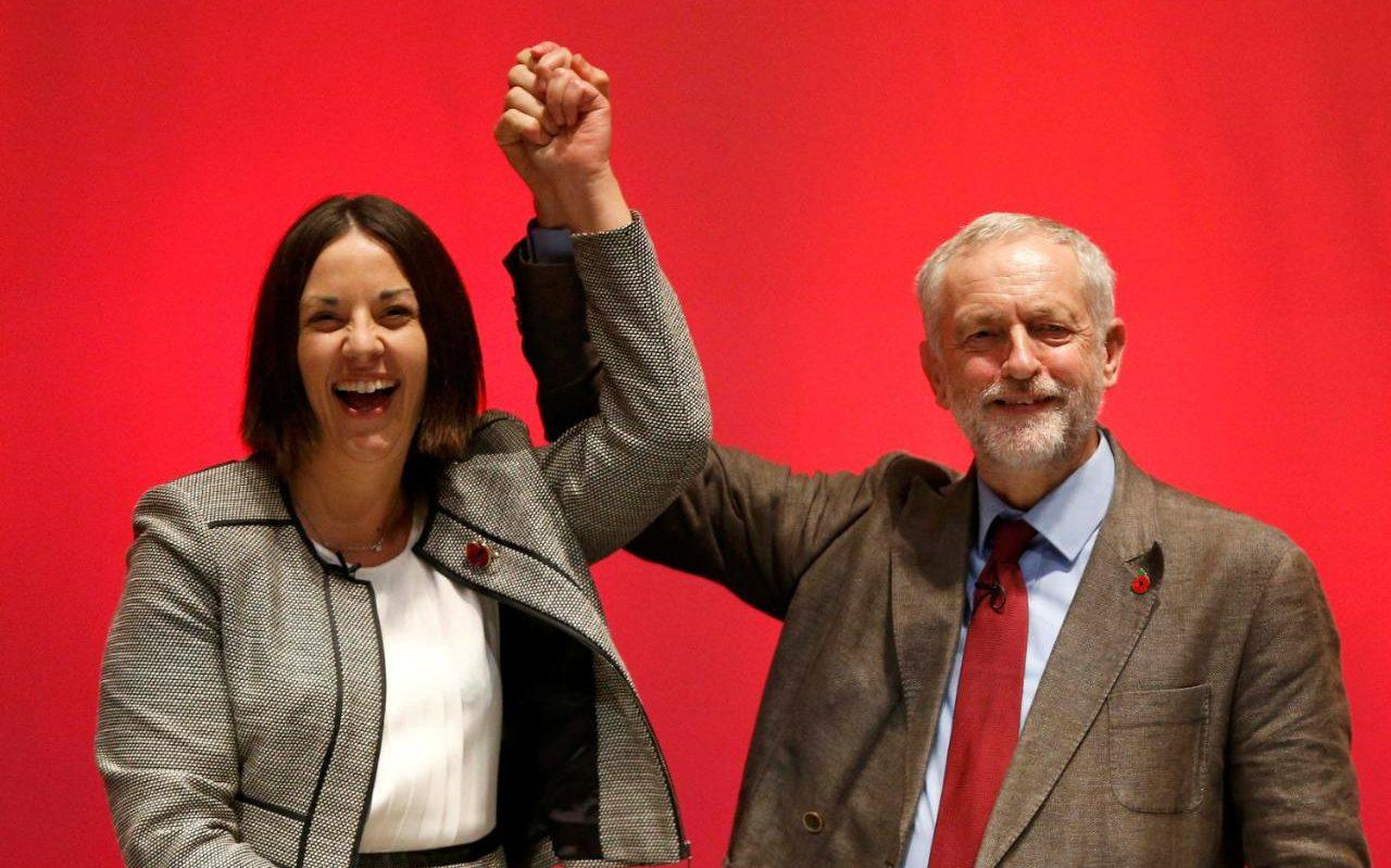 'Jeremy Corbyn cannot unite us' warns Kezia Dugdale as 640,000 people start voting in Labour leadership contest