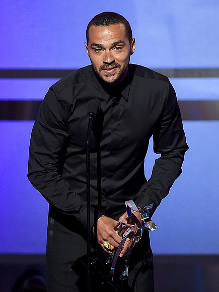 Jesse Williams Speaks out About Petition to Get Him Fired From Grey's Anatomy: 'Not a Single Sane Sentence in Their Claim'