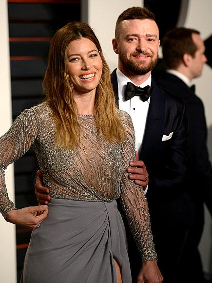 Jessica Biel Gets the Cutest Birthday Message (and a Kiss) f