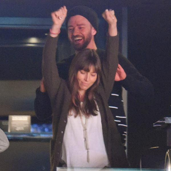 Jessica Biel Gives Justin Timberlake a Run for His Money With These Sweet Dance Moves